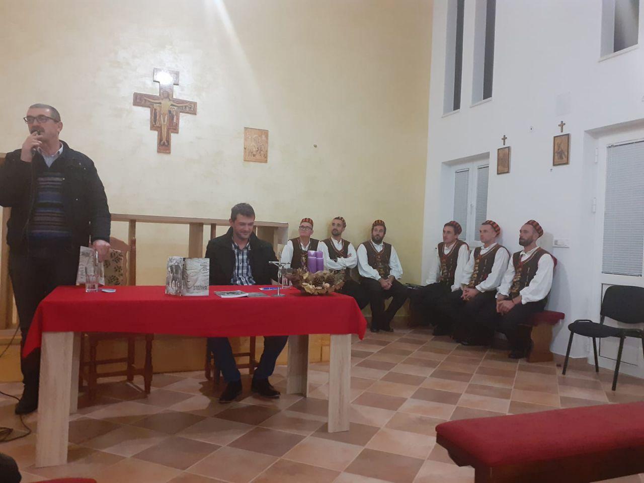 Ante Nadomir Tadić Šutra predstavio je svoju 11. knjigu