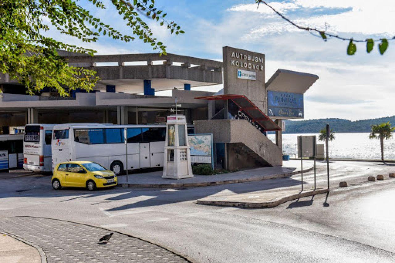 Prometovanje autobusnih linija Bilice - Šibenik