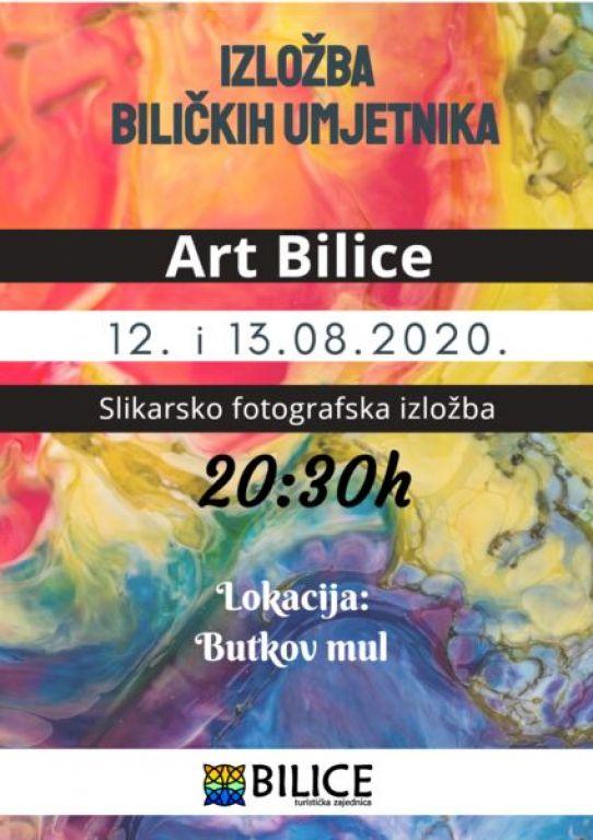 Umjetnička izložba ART BILICE