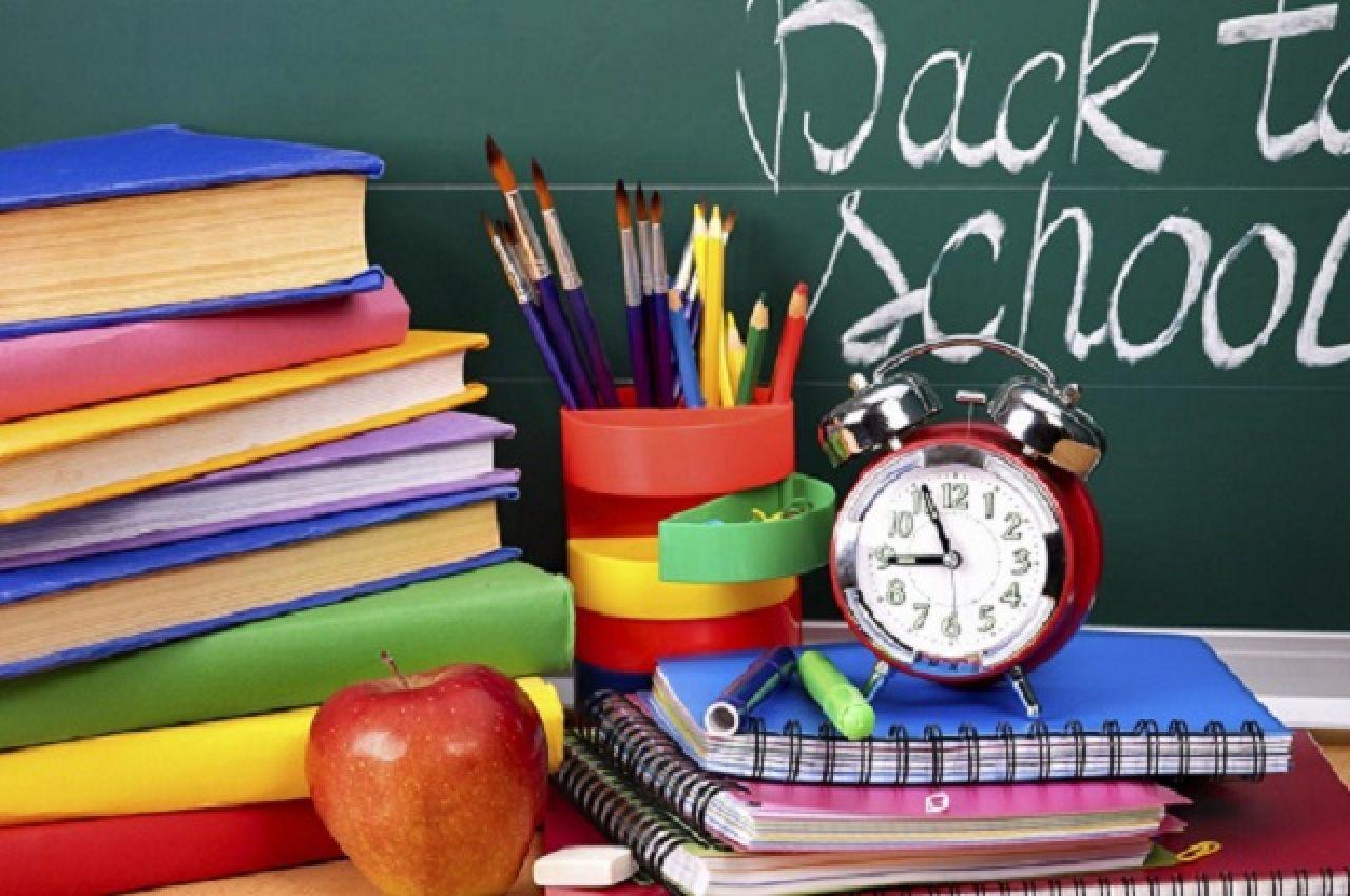 Školski pribor za polaznike osnovnog prvog razreda