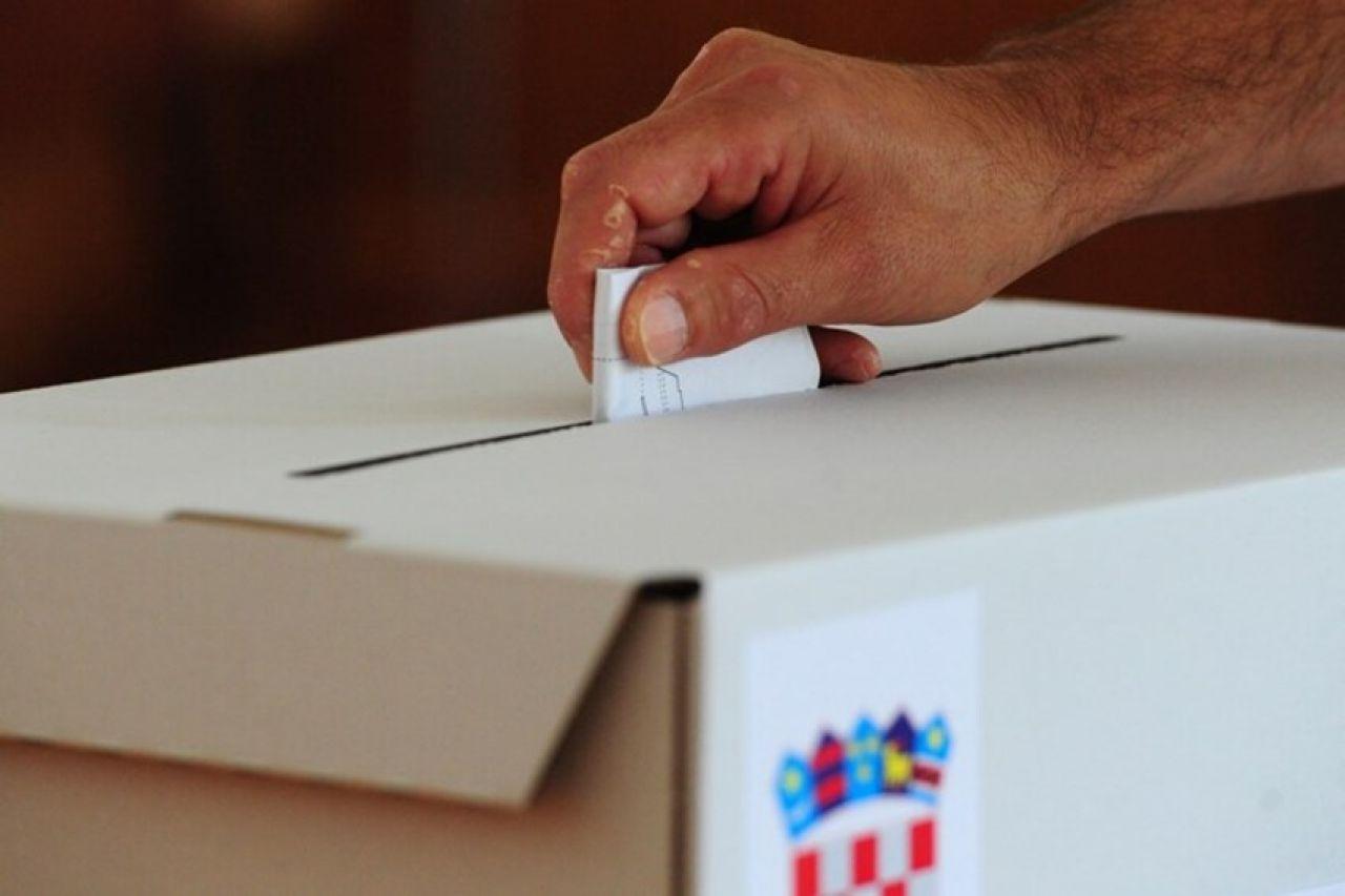 Rješenje o određivanju biračkih mjesta na području Općine Bilice